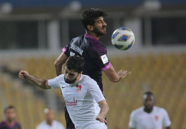 انتقاد رسانه های عربی از بلان و الریان پس از شکست مقابل پرسپولیس، حسرت قطری ها ادامه دارد