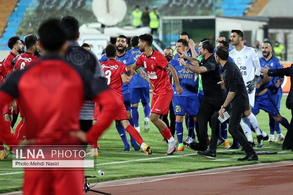 غلامپور: فکر کردم بازیکن پرسپولیس به مجیدی حمله کرد، در شان یک وزیر کشور نیست که بخواهد چنین جملاتی را بیان کند