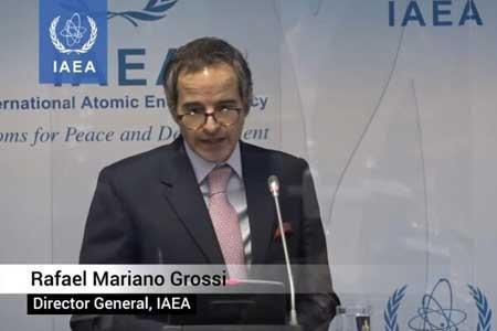 کنفرانس خبری مدیرکل آژانس بین المللی انرژی اتمی درباره ایران به تعویق افتاد