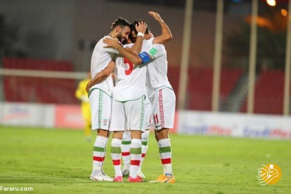 ساعت بازی فوتبال ایران - بحرین