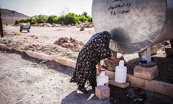 پاسکاری مسئولان و تداوم مشکل آب شرب مردم بیرم