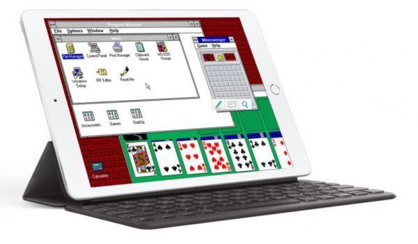 اپلیکیشن iDOS برای نصب ویندوز 3.1 روی آی پد رونمایی شد
