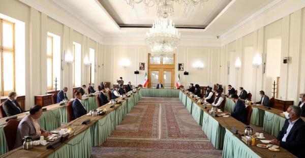 اعلامیه دو هیات بین الافغانی در تهران منتشر شد