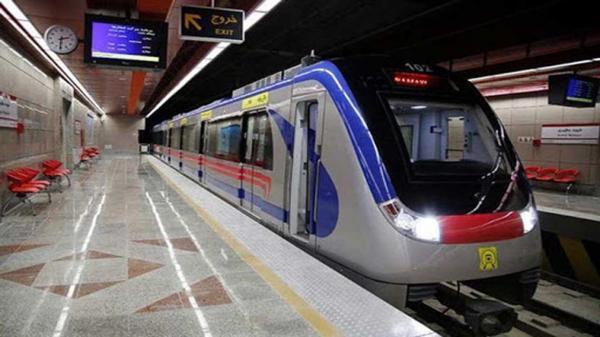 یاری هزینه مترو از شرکت بهینه سازی مصرف سوخت پرداخت شد