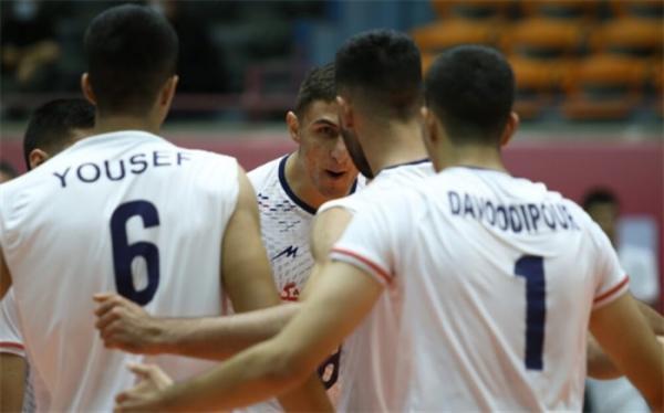 والیبال قهرمانی آسیا؛ ایران با اقتدار به جام نزدیک شد