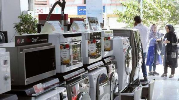 کاهش 20 درصدی فراوری لوازم خانگی در پی قطعی برق